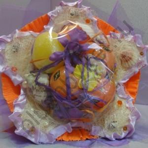 Букет БИ173 Мыльный мандарин