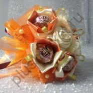 БК208 мини букет с конфетами