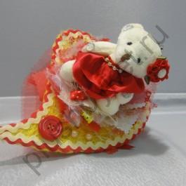 Букет из игрушек БИ245 Сувенир 7