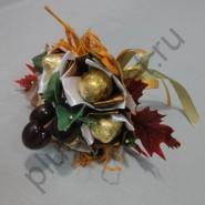 Букет учителю БК275 из конфет