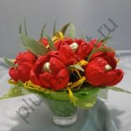БК234 Тюльпаны из конфет