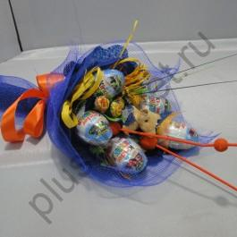 Киндер-букет БК258 с чупсами