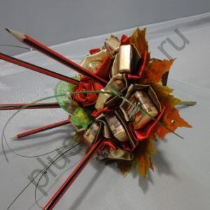 Букет из конфет учителю БК267