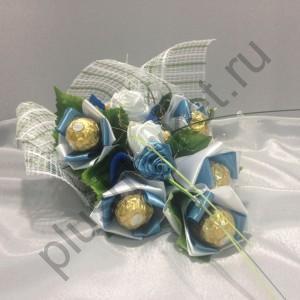 Букет из конфет БК215 Нежность