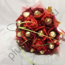 Букет из конфет БК327 Ретро