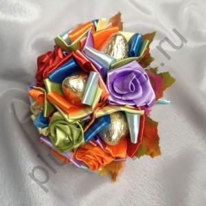 Букет из конфет БК331 Радуга