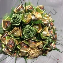 Букет из конфет БК330 Стильный
