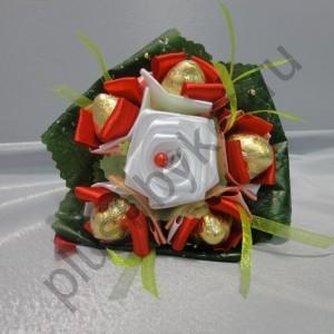 Мини-букет из конфет БК250 Сувенир 8