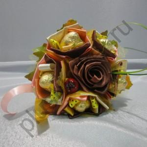 Мини-букет из конфет БК251 Сувенир 9
