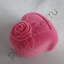 Ф106 Сердечко с розой